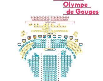 Théâtre Olympe de Gouges Montauban