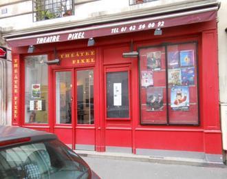 Théâtre Pixel Paris 18ème
