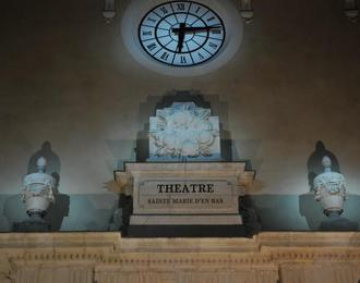 Théâtre Sainte Marie d'en bas Grenoble
