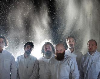 Thomas de Pourquery & Supersonic, Laurent Bardainne & Tigre d'Eau Douce, Rouge - Millau Jazz Festival