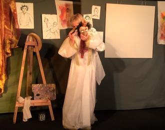 Tilou et le pinceau magique