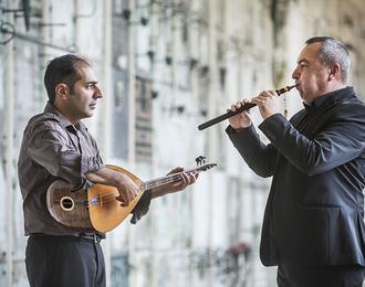 Vardan Hovanissian et Emre Gültekin en concert au Nouveau Pavillon