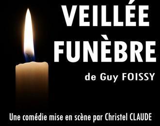 Veillée funèbre de Guy Foissy