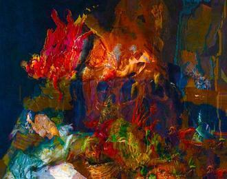 Vernissage Exposition Rhizome / Anthony Rousseau