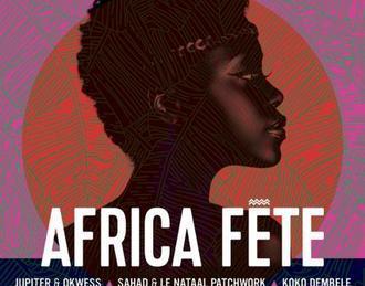 Village africa fete  plus concerts