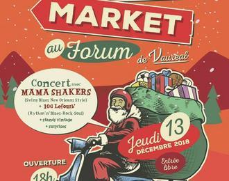 Vintage Xmas Market