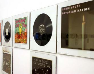 Vinyls & Clips, sound collection Guy Schraenen & clips d'artistes