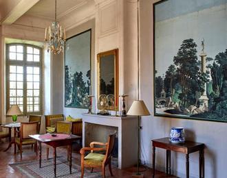 Visite guidée du château de la Calade avec Des Mots et Des Arts