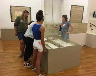 Visite guidée « Les origines du musée »