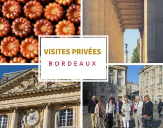 Visite privée de Bordeaux