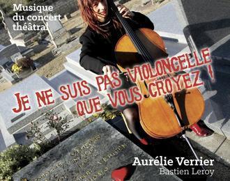 Je ne suis pas violoncelle que vous croyez !