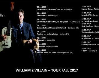 William Z Villain