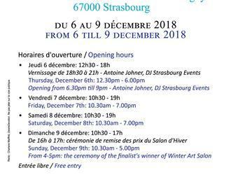 Winter Art Salon - Exposition Internationale D'art Contemporain