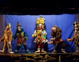 Yakshagana Gombeyata