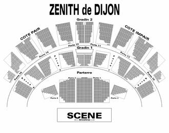 Zénith de Dijon