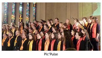 Choeur Gospel Pic'Pulse
