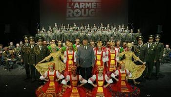 Choeurs de l'Armée Rouge