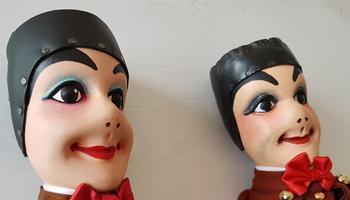 Compagnie de marionnettes de guignol
