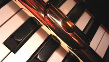 Duo flûte traversière et piano