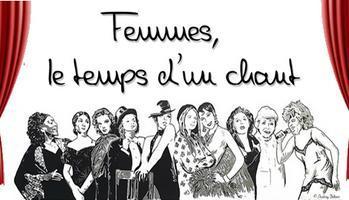 Femmes, le temps d'un chant