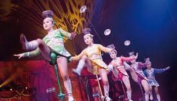 Les Étoiles du Cirque de Pékin