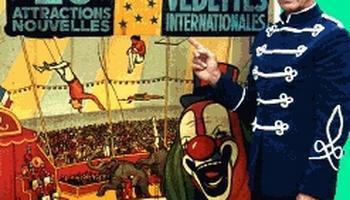 Monsieur Fernando & le Cirque des étoiles des années 60