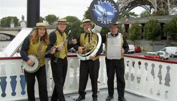 Orchestre de jazz La Planche à Dixie