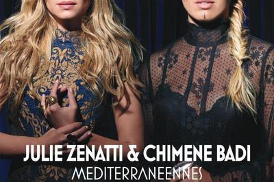 Concert de Julie Zenatti et Chimène Badi à Golbey