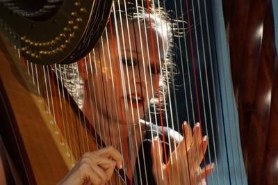 Envoûtante Harpe à Regneville sur Mer