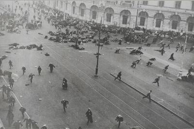Et 1917 devient révolution à Paris 7ème