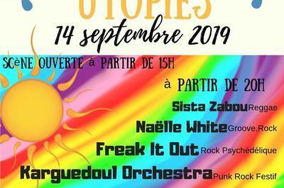 Festival des Utopies 2019
