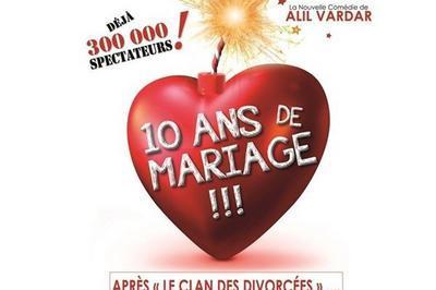 10 Ans De Mariage à Aix en Provence