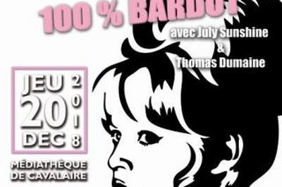 100% Bardot à Les Issambres