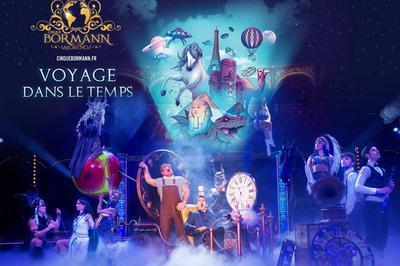 100 Places Offertes Pour Le Spectacle Du Cirque Bormann ! à Paris 15ème