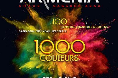 1000 Couleurs à Marseille