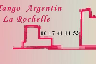 Initiation au tango argentin et milonga  à Aytre