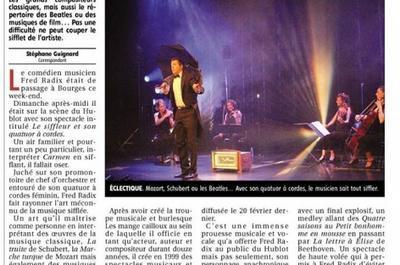 Le Siffleur à Saint Quentin Fallavier