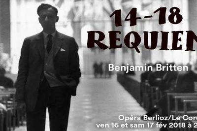 14-18 Requiem à Montpellier