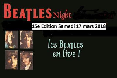 15e Beatlesnight à Wasquehal