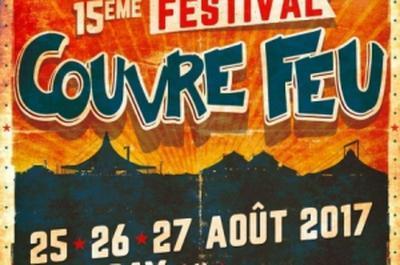 15ème Festival Couvre Feu - Samedi à Frossay