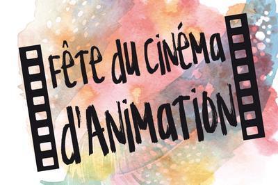 16e fête du cinéma d'animation 2017