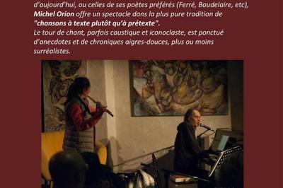 """Concert """"ferré, Baudelaire Et Moi …"""" à Nice"""