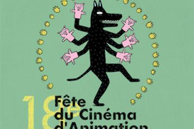 18e Fête du Cinéma d'Animation - Espace Magnan à Nice