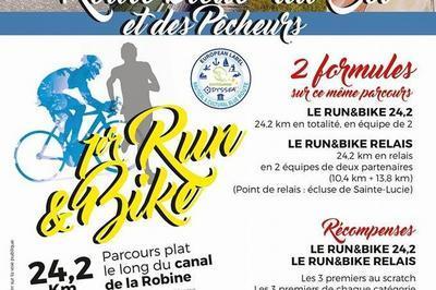 1er Run & Bike Route Bleue Du Sel, Des Pêcheurs Et Des Paysages De La Palme À Gruissan