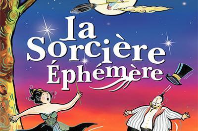 La sorcière Ephémère Festival des Mômes Montbéliard à Montbeliard