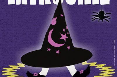 Special Halloween   Sorciere Latrouille  4 À 10 Ans  55 Mn à Lyon