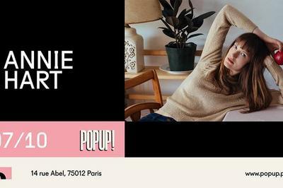Annie Hart à Paris 12ème