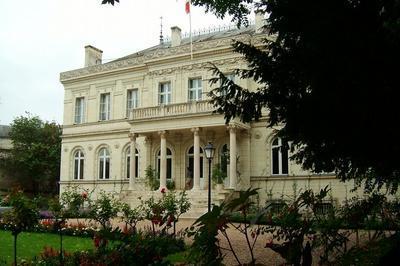Hôtel De Commandement à Saumur