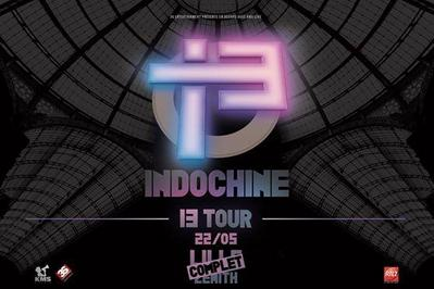 Indochine 13 Tour à Lille
