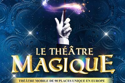 Spectacle de magie et de grandes illusions à Chaingy